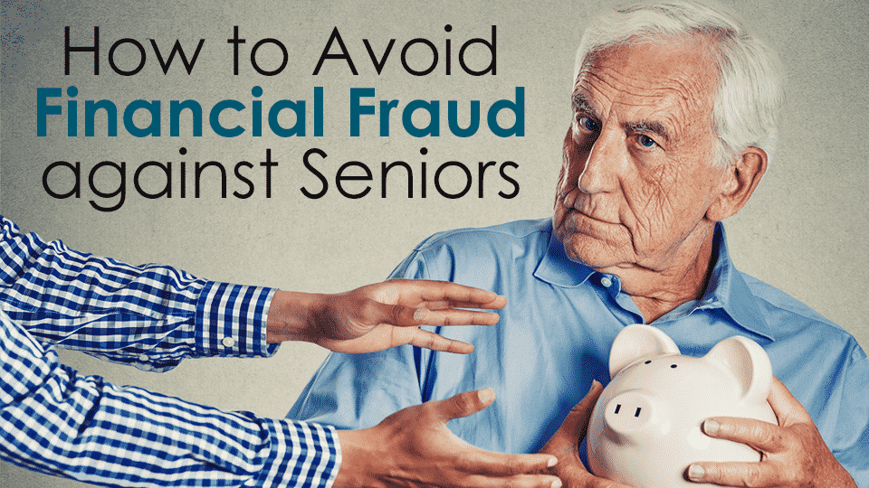 Protecting Seniors from Cybefrauds